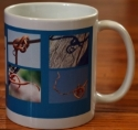 Photo Mug, Blue, Side 2