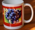 Photo Mug, Red, Side 2