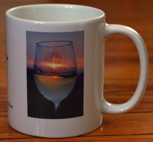 Photo Mug, White, Side 2